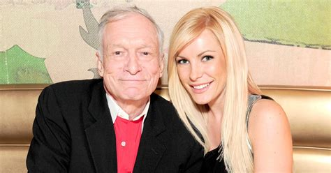 Hugh Hefner on Why His Marriage to Crystal Harris Worked