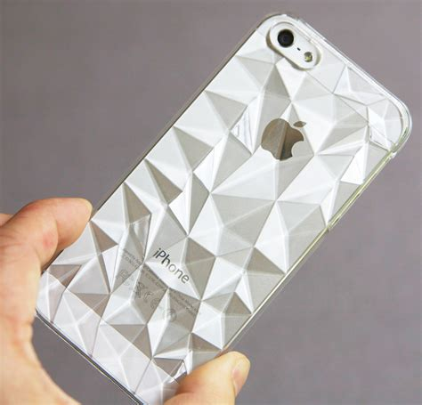 how to clear an iphone 5 iphone 5 5s multi faceted clear