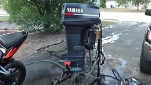 Yamaha 55hp 2 Stroke Outboard Motor