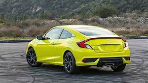 2019 Honda Civic Sport  4 Things To Know About The Coupe