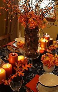 Herbst Dekoration Tisch : tischdeko herbst 51 vorschl ge f r eine herbstliche tafel ~ Frokenaadalensverden.com Haus und Dekorationen