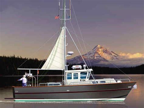 Yacht Boat Kits by Fishing Boats Plans Work Boat Plans Steel Kits Power Boat