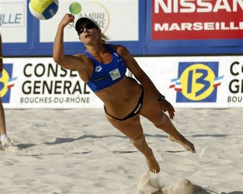 Beach Volleyball Wardrobe Malfunction Uncensored