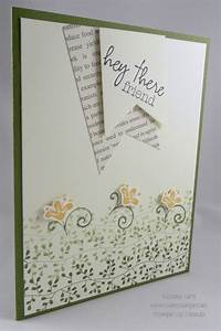 39 best images about Stampin' Up Bordering Blooms on Pinterest