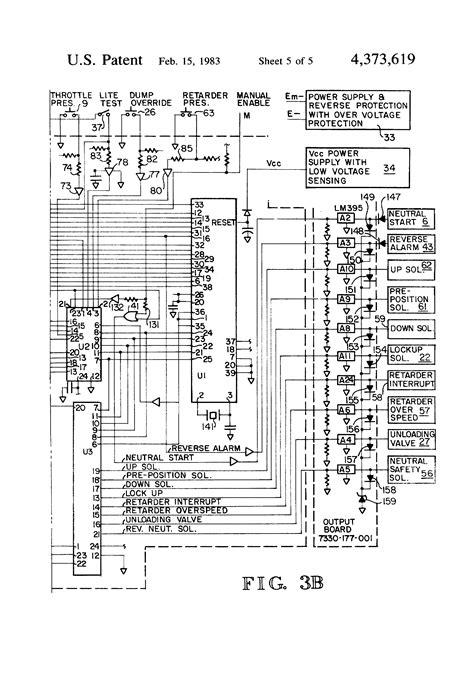 patent us4373619 transmission system