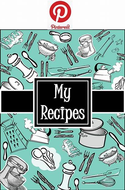 Recipe Binder Printable Covers Printables Cookbook Binders