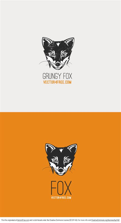 I love to share a freebie with my readers from time to time so today you get to enjoy this free fox svg! Free Vector Fox