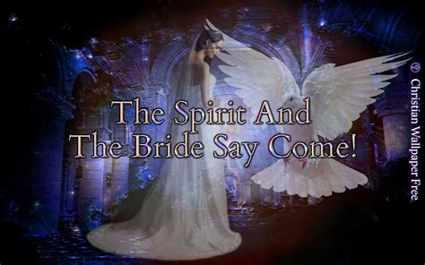 spirit   bride