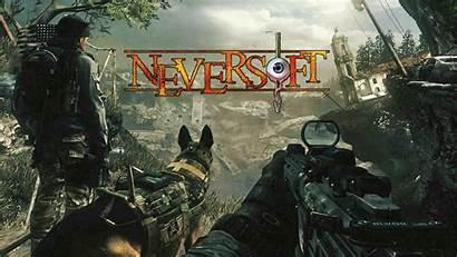 Neversoft Duty Call Infinity Ward Developer Merging