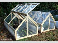 Bepa's Garden Planning for Spring Planting Cold Frames