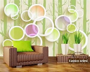 Aliexpress.com : Buy Custom 3d modern abstract art ...