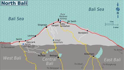 reisinformatie noord bali wayang travel