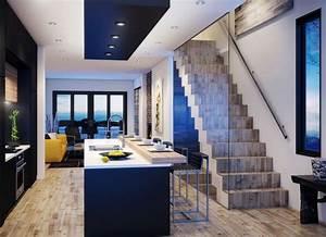 Image gallery interiores de casas modernas for Fotos interiores de casas