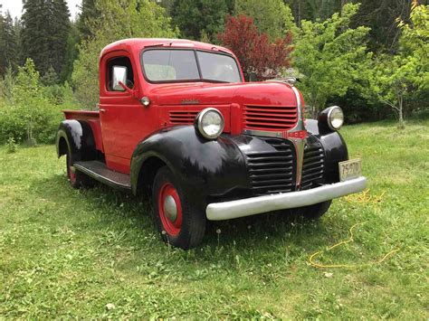 1947 Dodge 1/2 Ton Pickup For Sale