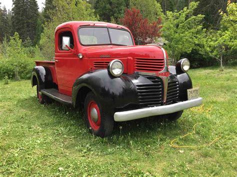 1947 Dodge 12 Ton Pickup For Sale  Classiccarscom Cc