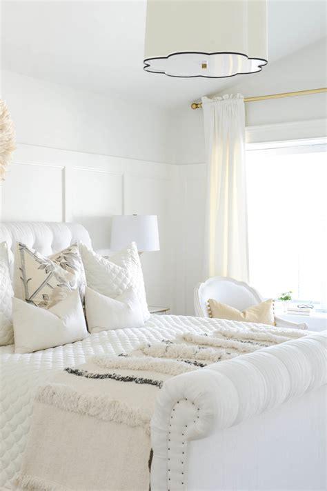 chambre blanche et bois cuisine une chambre blanche et fã minine grã ce aux