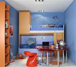 Farben Für Kinderzimmer : farbgestaltung kinderzimmer orange ~ Michelbontemps.com Haus und Dekorationen