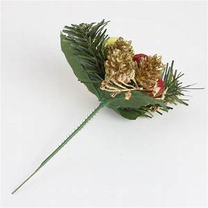 Artificial, Pine, Stems, Fake, Pine, Christmas, Flowers, Ornament, Wreath, Home, Decor