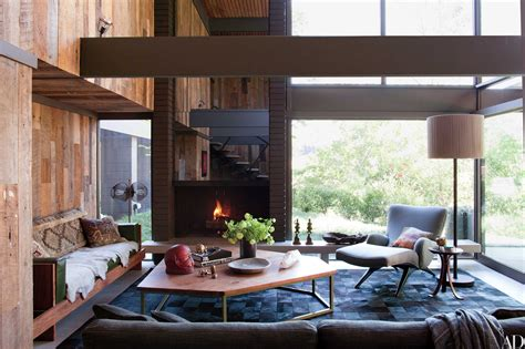stylish bachelor pad ideas  architectural digest