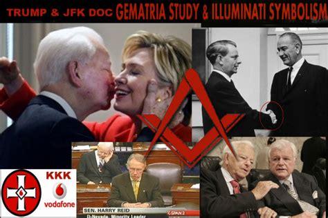 Kkk Illuminati Jfk Gematriacodes