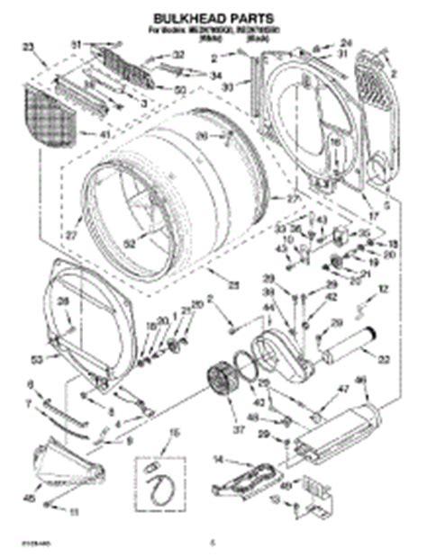 parts  maytag medsb dryer appliancepartsproscom