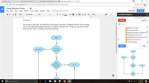 Google Docs Shared Spreadsheet within How To Make A Tree ...