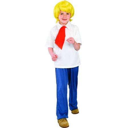 Scooby Doo Romper Costume scooby doo quot fred quot child jumpsuit costume