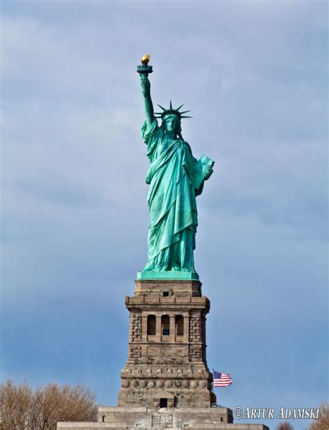Statue of Liberty by Ms. Curtin