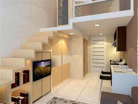kumpulan contoh desain apartemen  lantai  terbaru