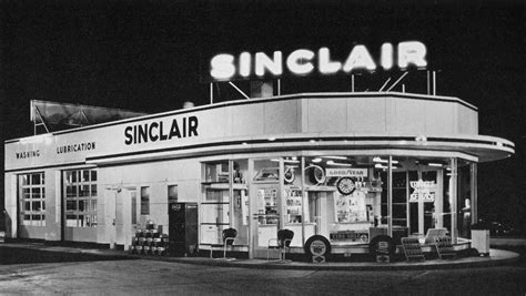 Why Are Stylish Gas Stations A Thing Of The Past ...