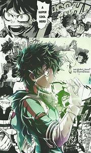 Awesome Sad Wallpapers Anime Deku Pictures