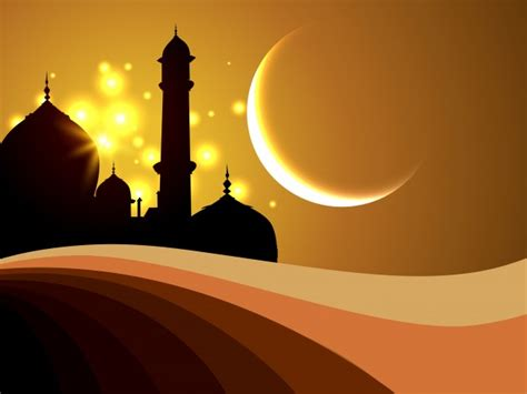 Ramadan Vectors Photos And Psd Files Free Download Abstract Islamic Background With Silhouette Vector Free Download