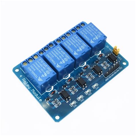 Channel Relay Module Shield For Arduino Arm Pic Avr