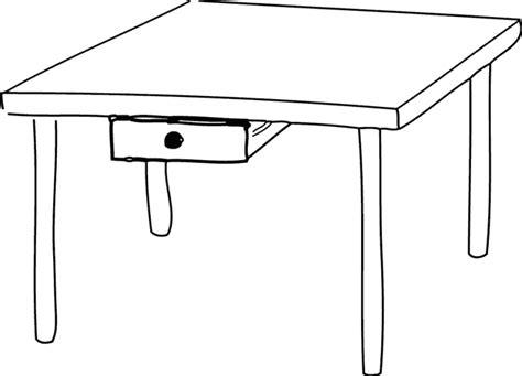 Dessin De Table
