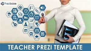 touchscreen teacher prezi template prezibase With prezi templates for teachers