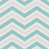 Teal And White Chevron Wall | 1000 x 1000 jpeg 365kB