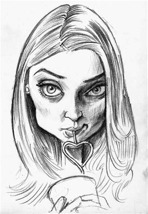draw caricatures caricatures    draw