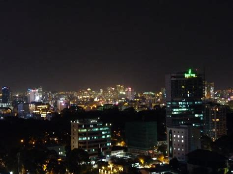 night city view   roof top bar picture  novotel