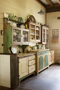 dishfunctional designs the bohemian kitchen With what kind of paint to use on kitchen cabinets for huge wall art pieces
