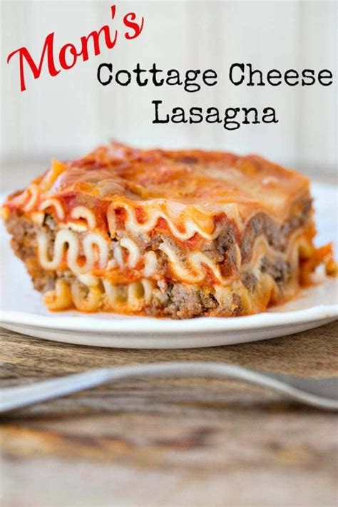 Lasagna Recipe With Cottage Cheese S Easy Cottage Cheese Lasagna The Kitchen Magpie