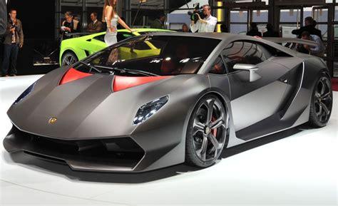 Lamborghini News Lamborghini Sesto Elemento Concept Car