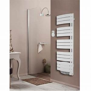radiateur salle de bain allure soufflant digital mixte With radiateur soufflant salle de bain thermor