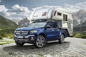Classe X Mercedes : le pick up mercedes classe x transform en camping car ~ Mglfilm.com Idées de Décoration