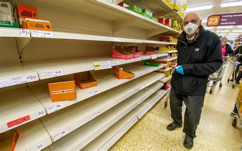 Why are people panic-buying flour? I think I know the answer