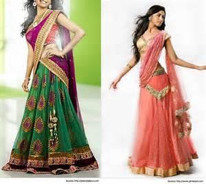 saree designs best 28 half saree designs for weddings half sarees