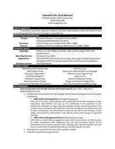 Resume Layout Sle by Request Letter Sle Format Of A Letter You