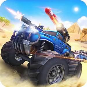 Overload: Multiplayer Battle Car Shooting Game MOD APK v1 ...