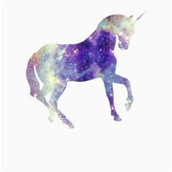 Tumblr Unicorns Galaxy
