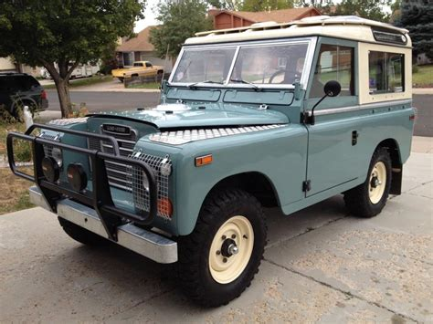 land rover series   swb  sale land rover