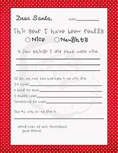 20 free printable letters to santa templates spaceships With write a letter to santa for kids